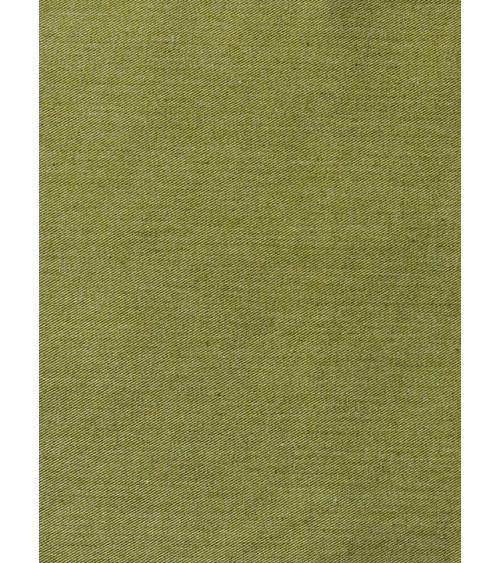 Mantel Liso verde.