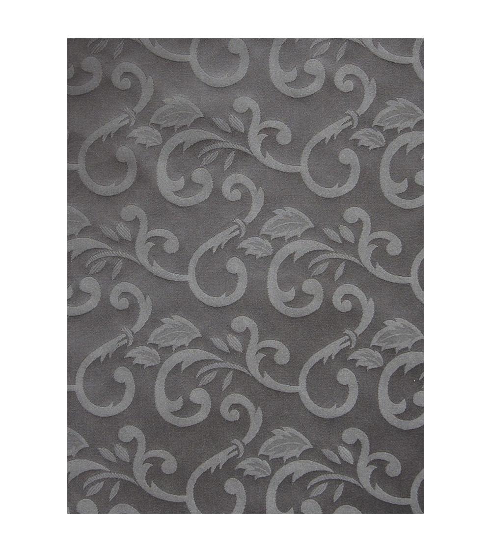 Mantel Damasco color Gris.
