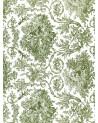 Mantel ANTIMANCHAS Estampado Orleans Verde