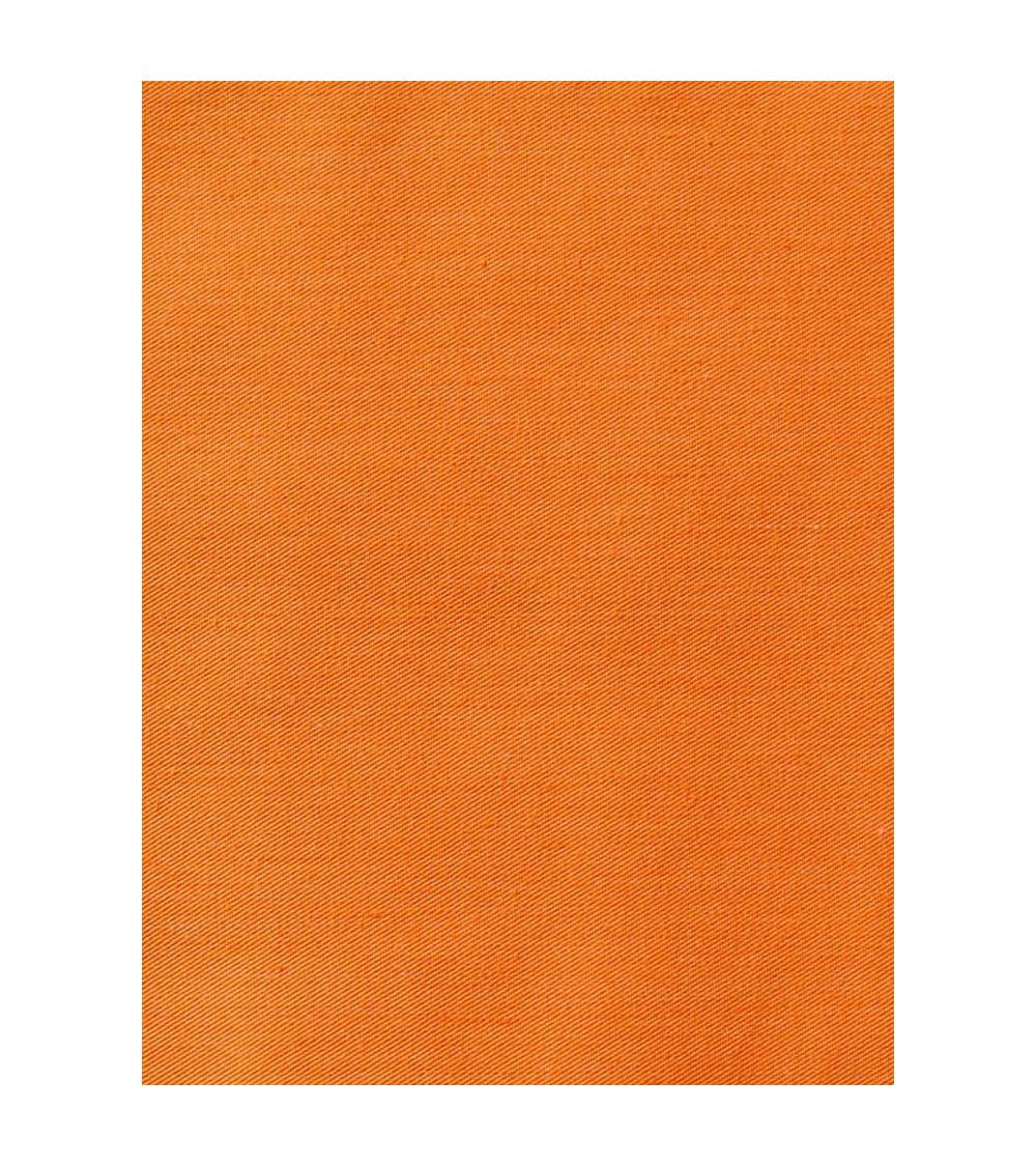 Mantel ANTIMANCHAS Liso Naranja.